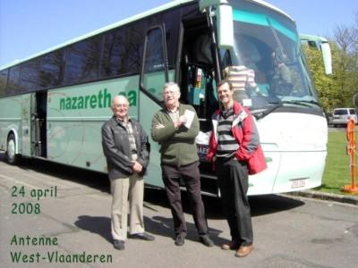Busmaatschappijen westvlaanderen